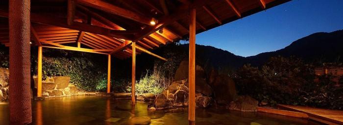 Sagawakan hot spring